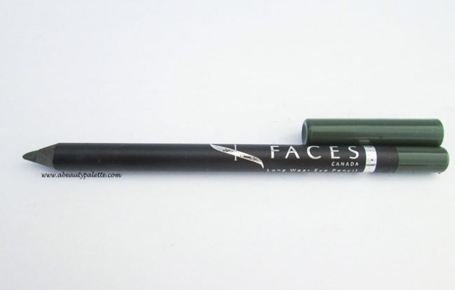 Faces Long Wear Eye Pencil Review