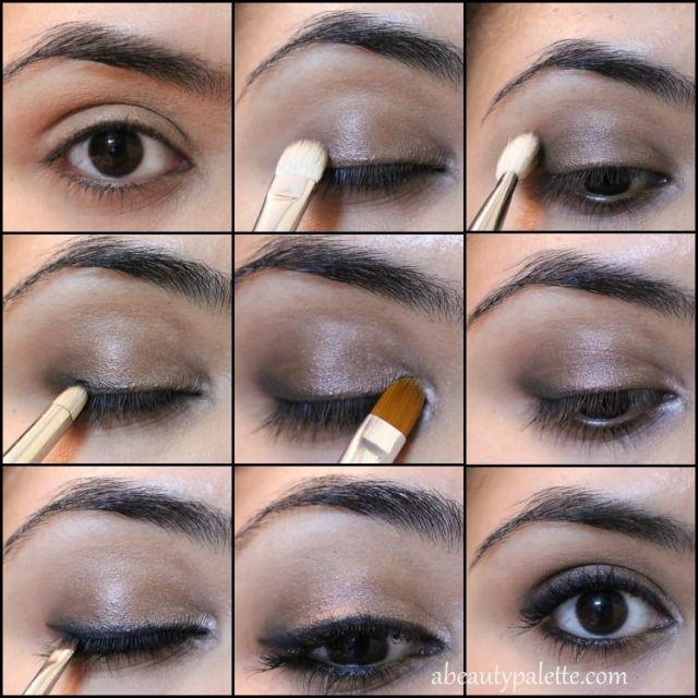 Evening Smokey Eye Makeup Tutorial