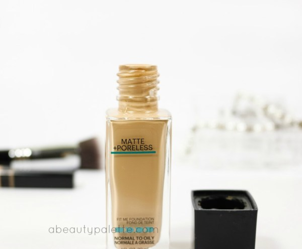 Maybelline Fit Me Foundation Review India