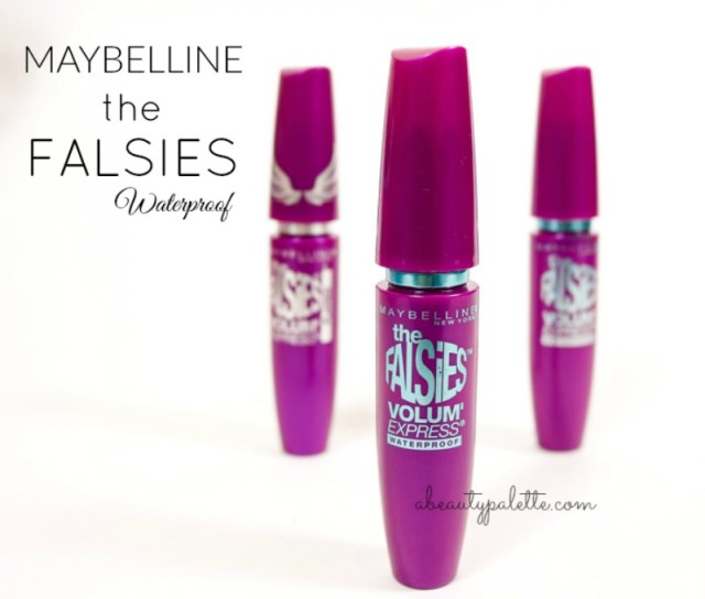 Maybelline the Falsies Mascara Waterproof: Review, Price In India, Swatches