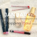 January Shopping Haul: Estee Lauder, Kerastase, MAC and more