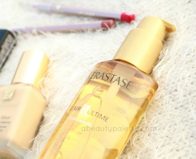 January Shopping Haul Kerastase Elixir Ultime