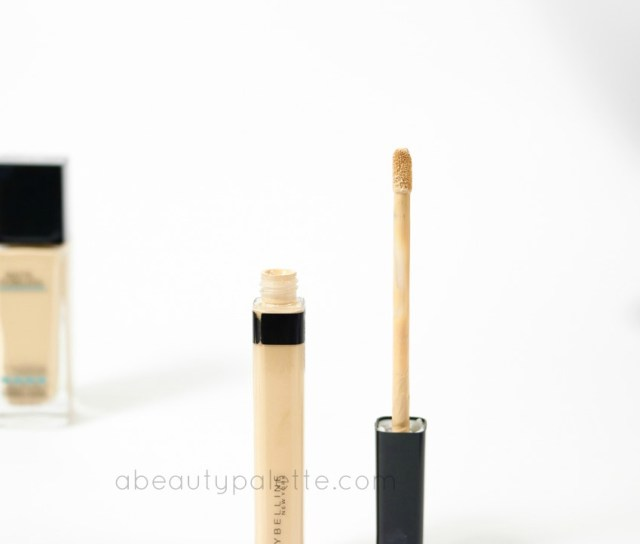 Maybelline Fit Me Concealer 20 Sand Sable Review India