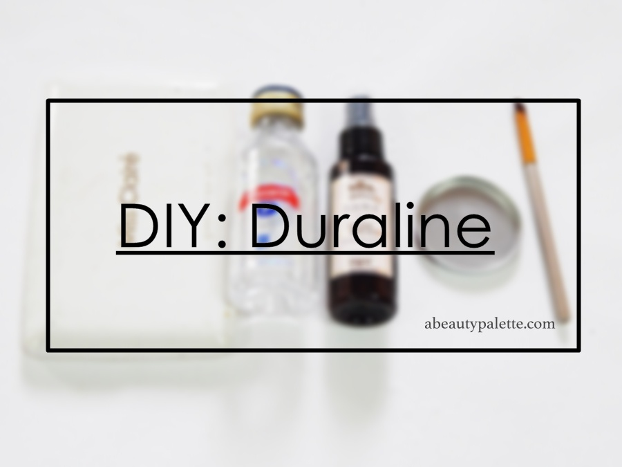 DIY: Homemade Duraline