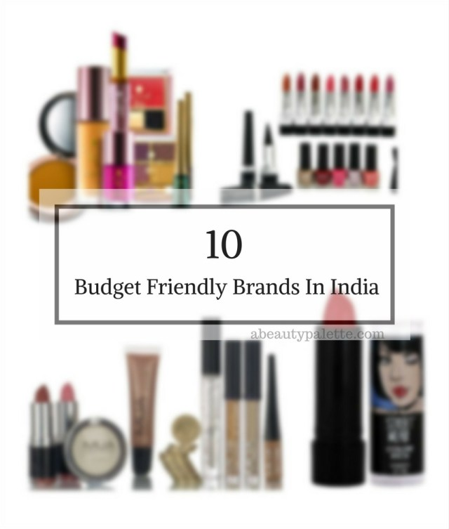 Budget friendly brands In India