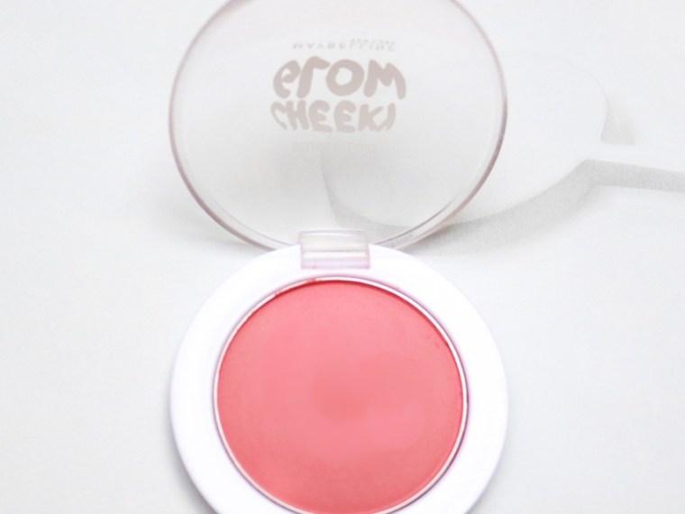 Maybelline Cheeky Glow Blush Fresh Coral