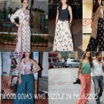 7 Bollywood Divas Who Sizzle in Palazzos