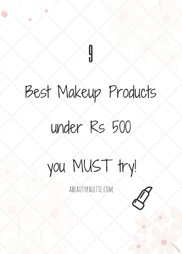 Cheap And Best Makeup Products Available In India