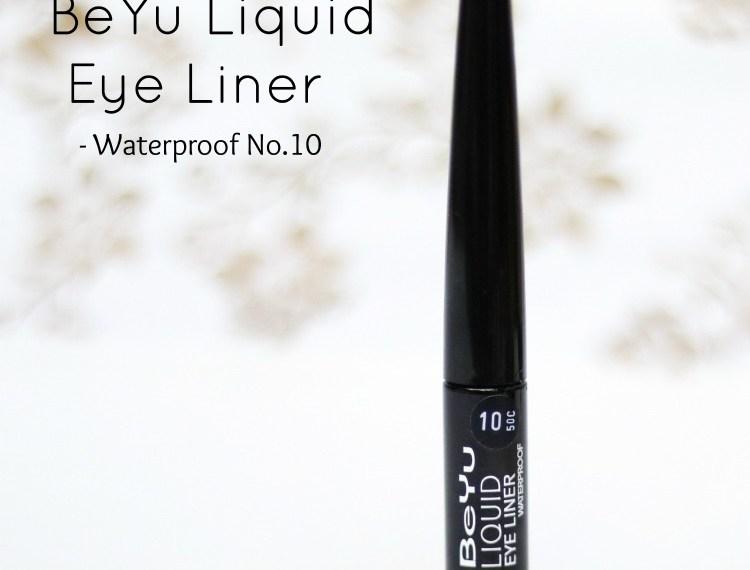 Beyu Eyeliner in No.10 Deep Black : Waterproof