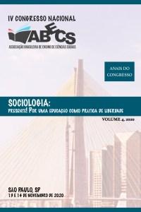 Anais do IV Congresso Nacional da ABECS