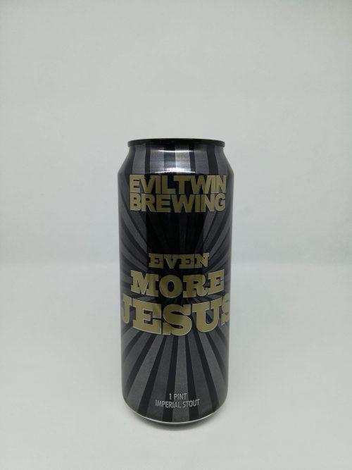 cerveza artesana evil twin even more jesus