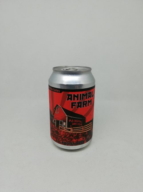 cbf cerveza artesana animal farm