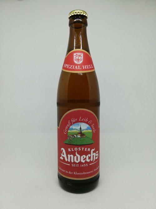 Klosterbrauerei Andechs Spezial Hell