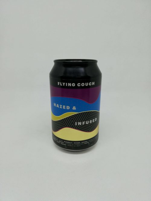 flying couch hazed & infused
