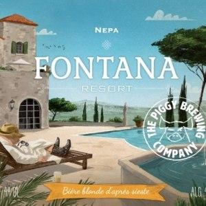 Piggy Brewing Fontana Resort