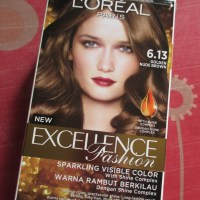 DIY Hair Color using L'oreal Excellence Fashion