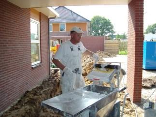 De bouw   Abe Hengst Spackspuit- en afwerkingsbedrijf