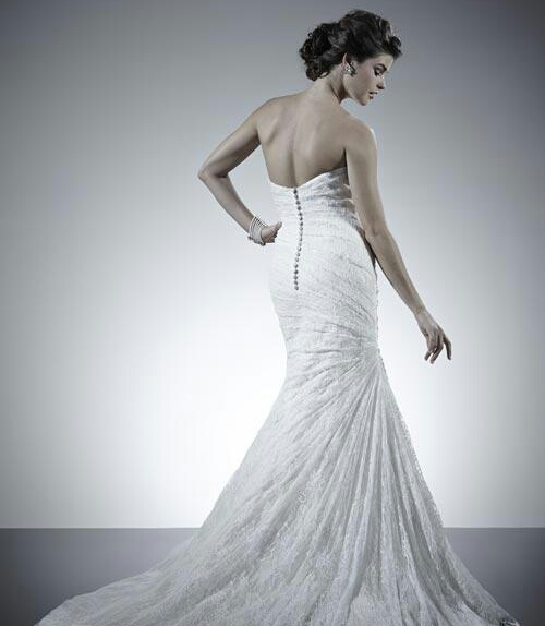 James Clifford Wedding Gowns: Current Inventory Abeille Bridal