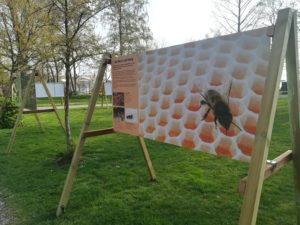 Le génie des abeilles pour les jardins