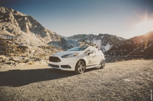 Yosemite Ford Fiesta