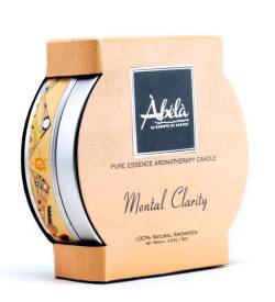 Abela Mental Clarity Aromatherapy Candle