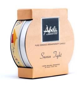Abela Snooze Tight Aromatherapy Candle
