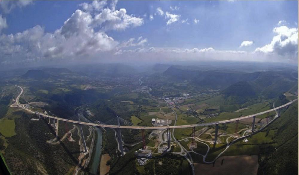 Viaducto de Millau, un proyecto de Norman Foster (1/6)