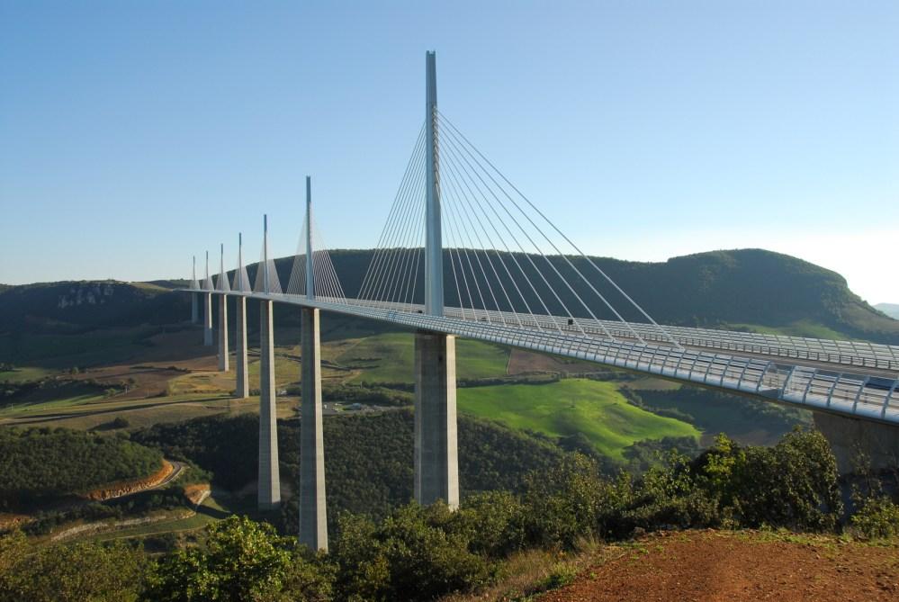 Viaducto de Millau, un proyecto de Norman Foster (3/6)