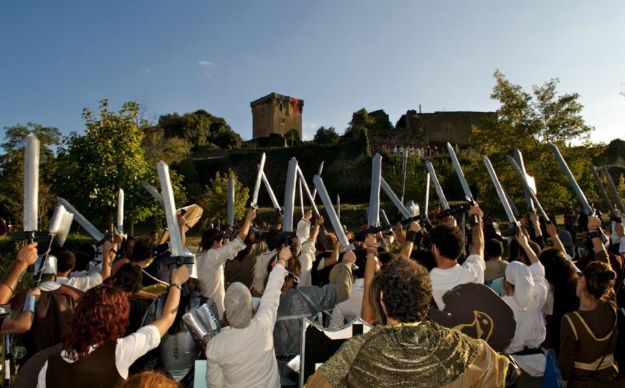 Santa Hermandad del Reino de Galicia: a revolta dos irmandiños (2/6)