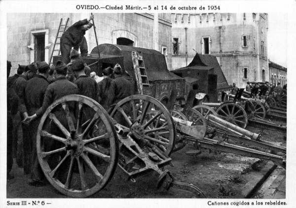 La Soledad de Asturias en la Revolución de Octubre de 1934 (1/6)
