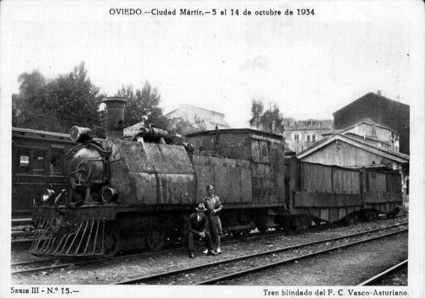 La Soledad de Asturias en la Revolución de Octubre de 1934 (3/6)