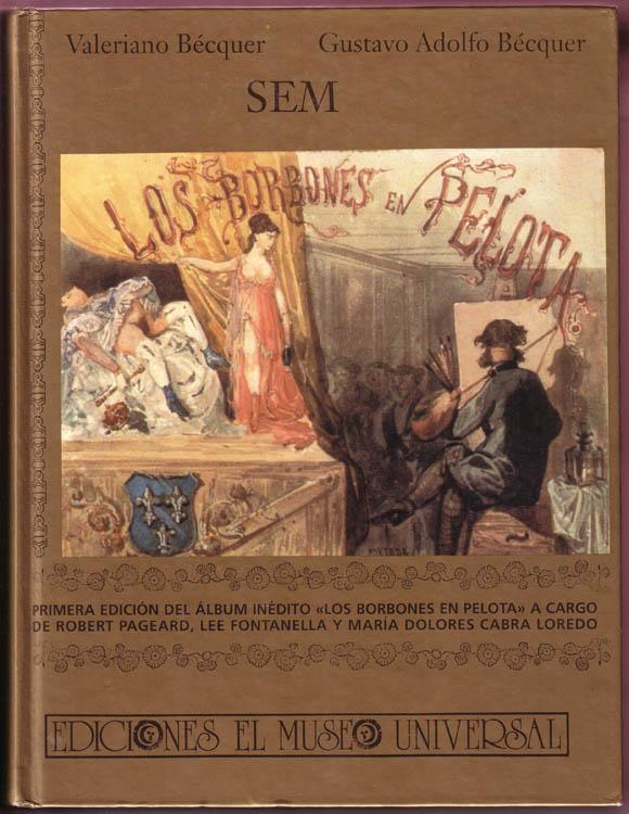 Valeriano y Gustavo Adolfo Bécquer en la Corte de Isabel II  (1/6)