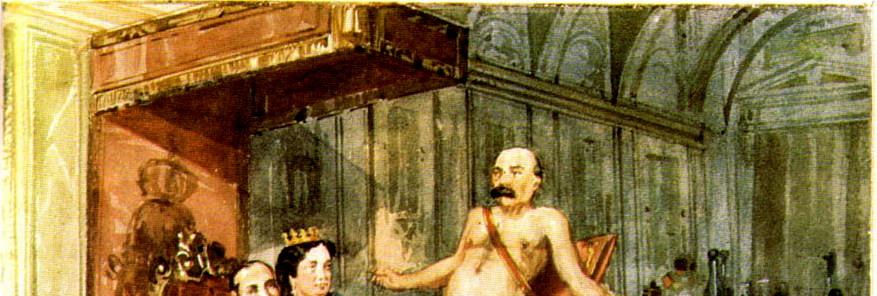 Valeriano y Gustavo Adolfo Bécquer en la Corte de Isabel II  (5/6)
