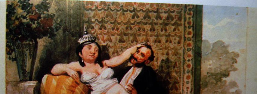 Valeriano y Gustavo Adolfo Bécquer en la Corte de Isabel II  (4/6)