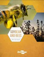 livro-SOYBEAN-AND-BEES-capa-red