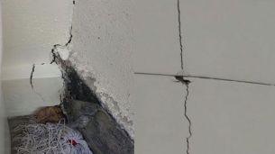 Acceso Monumental de Bonaterra Residencial Tijuana se Cae a Pedazos por los Materiales Corrientes que Fueron, se dice, Empleados en su elaboración, Mismo Desarrollador de La Rioja Residencial y Coto Bahía Tijuana en la Zona de Colinas de California