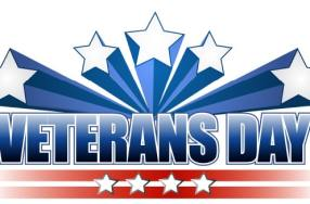 Let's Honor our Veterans – Forms Due Tomorrow