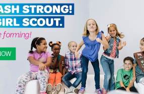 Starting in 1 hour (615pm)- Girl Scout Troop Formation Night – Tuesday, 9/25