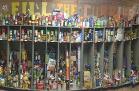 FILL THE CUBBIES Ends Tomorrow!  Every Can Counts!