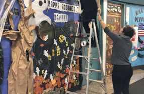 Birthday Board – October