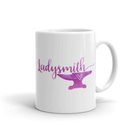 Ladysmith Anvil Mug