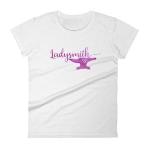Ladysmith Women's short sleeve t-shirt