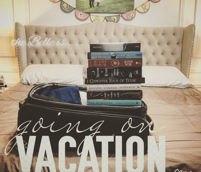 On Vacation!