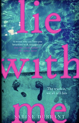 Review: Lie With Me