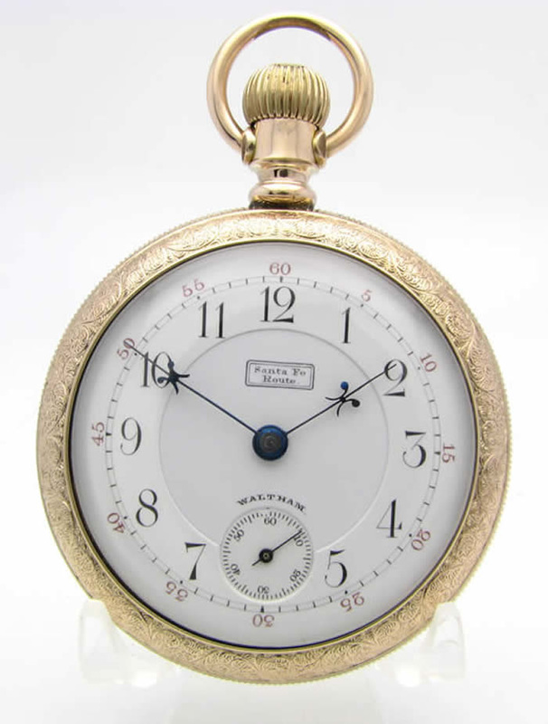 Watch Repair Santa Fe : watch, repair, santa, Waltham, Santa, Special, Abell, Watchmakers, Watch, Service,, Repair, Sales