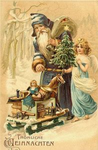 Endnu et af de søde julekort med samarbejdet!