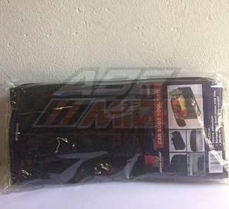 TRUNK TOOL BAG 50*25CM-BLACK CARPET+VELCRO