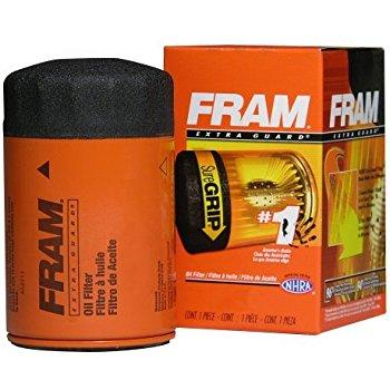 Fram Oil Filter CH2930