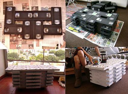 Pneu Robert Bernard >> Table cassette VHS | abenchaalors.fr