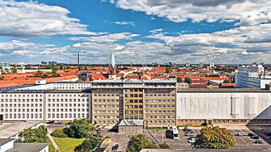 Berlin-Lichtenberg: Kiezspaziergang über das Gelände der ehemaligen Stasi-Zentrale